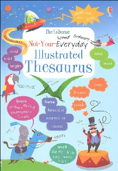 Not-Your-Everyday Illustrated Thesaurus (Usborne)