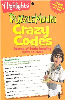 Puzzlemania: Crazy Codes