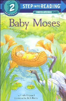 Baby Moses (Step into Reading Level 2)