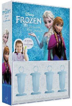 Frozen: Icicle Pops and Cool Creations