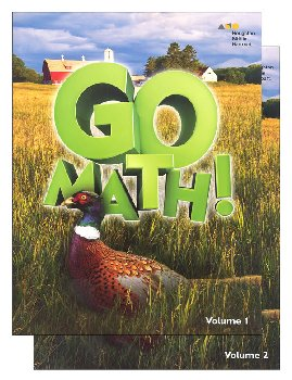 Go Math! Student Set 2016 Grade 5