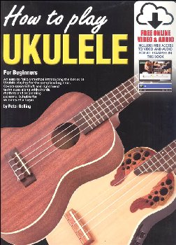 How to Play Ukulele with Online Video & Audio