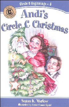 Andi's Circle C Christmas Bk 6 (Circle C Beg)