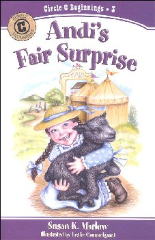 Andi's Fair Surprise Book 3 (Circle C Beg)