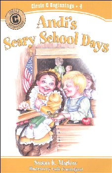 Andi's Scary School Days Bk 4 (Circle C Beg)