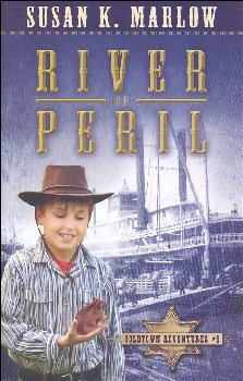 River of Peril Book 4 (Goldtown Adventures)