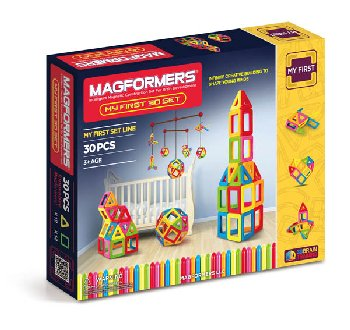 Magformers - My First (30 Piece Set)