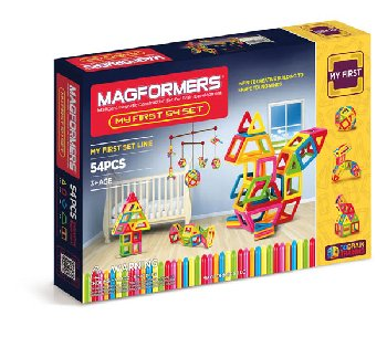 Magformers - My First (54 Piece Set)
