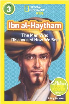Ibn al-Haytham: Man Who Discovered How We See (National Geographic Reader Level 3)