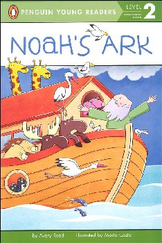 Noah's Ark (Penguin Young Reader Level 2)