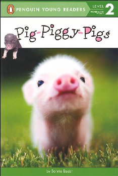 Pig-Piggy-Pigs (Penguin Young Reader Level 2)
