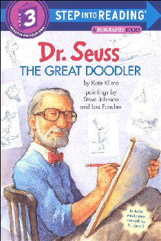 Dr. Seuss: Great Doodler (Step Into Reading Level 3)