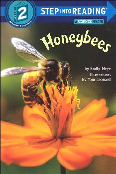 Honeybees (Step Into Reading Level 2)