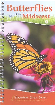 Butterflies of the Midwest (Adventure Quick Guide)