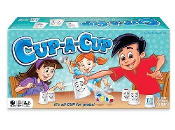 Cup-A-Cup Game