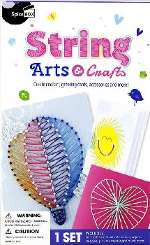 String Arts & Crafts (Make & Play)