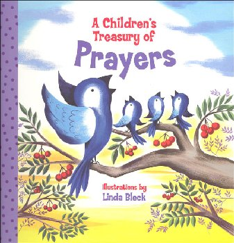 Children's Treasury of Prayers