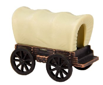 Covered Wagon Pencil Sharpener (Historic Pencil Sharpener)