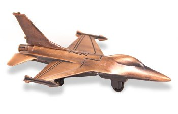 F-16 Fighting Falcon Pencil Sharpener (Historic Pencil Sharpeners)