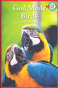 God Made Birds (Early Reader Level 2)