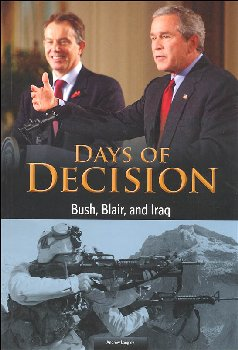 Bush, Blair, and Iraq (Days of Decision)
