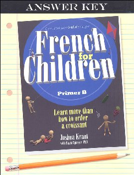 French for Children Primer B Answer Key