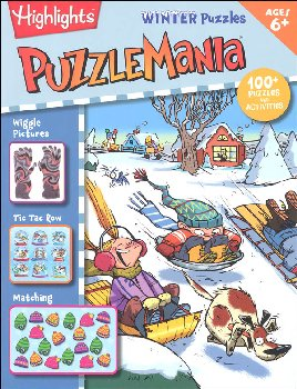 Puzzlemania: Winter Puzzles