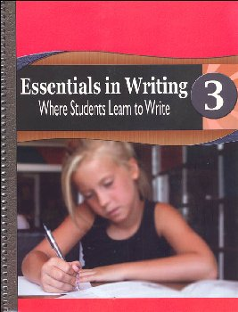Essentials in Writing Level 3 Additional Workbook
