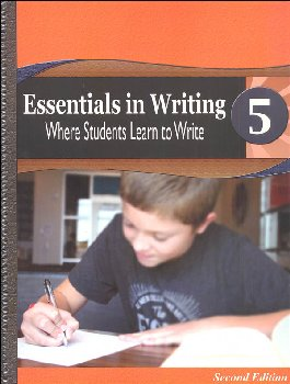Essentials in Writing Level 5 Additional Workbook 2nd Edition