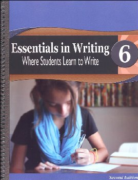 Essentials in Writing Level 6 Additional Workbook 2nd Edition