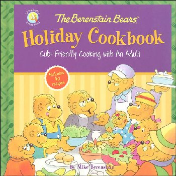 Berenstain Bears Holiday Cookbook