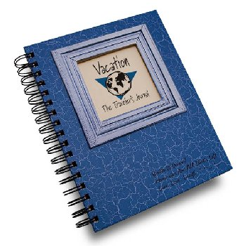 Vacation: The Traveler's Journal - Write it Down Full Size Color Collection 200-page Journal