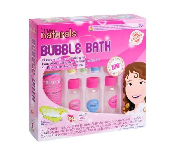 DIY Bubble Bath Making Kit