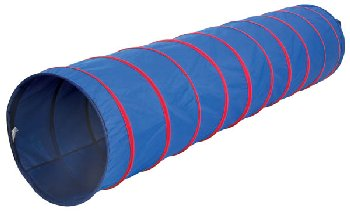 Institutional Tunnel - Blue/Red (9 foot)