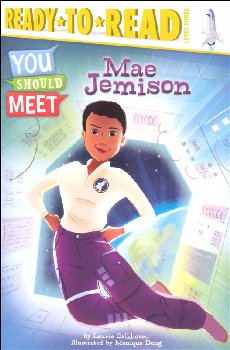 Mae Jemison (Ready-to-Read Level 3)