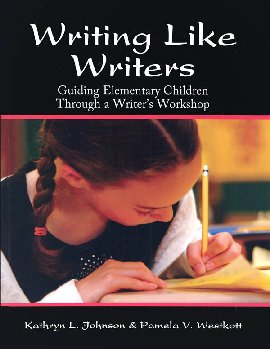 Writing Like Writers