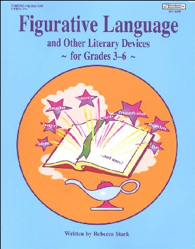 Figurative Language and Other Literary Devices for Grades 3-5