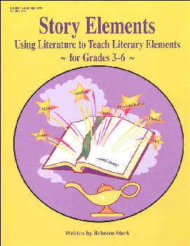 Story Elements: Understanding Literary Terms and Devices Grades 3-6