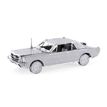 1965 Mustang (Metal Earth 3D Laser Cut Model)