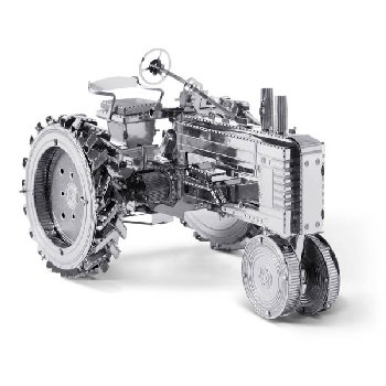 Farm Tractor (Metal Earth 3D Laser Cut Model)