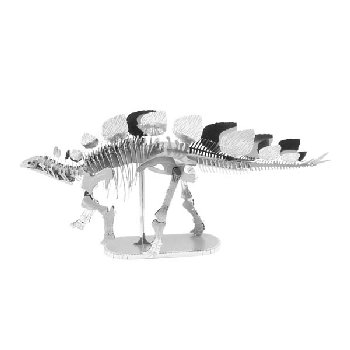 Stegosaurus (Metal Earth 3D Laser Cut Model)