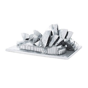 Sydney Opera House (Metal Earth 3D Laser Cut Model)
