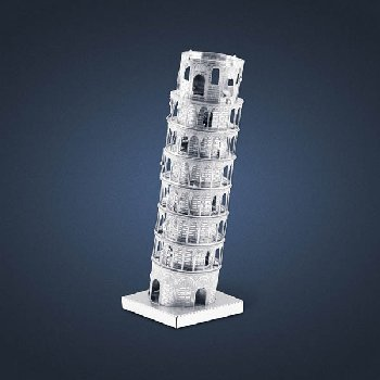 Tower of Pisa (Metal Earth 3D Laser Cut Model)