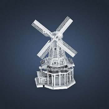 Windmill (Metal Earth 3D Laser Cut Model)