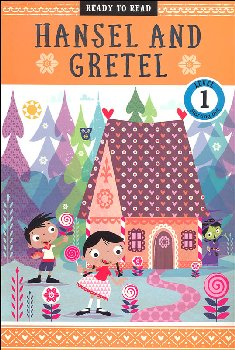 Hansel and Gretel (Ready to Read Level 1)