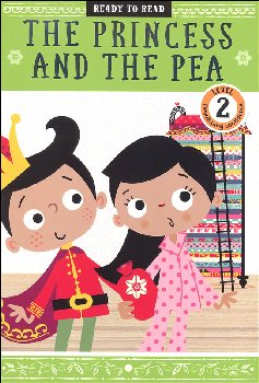 Princess and the Pea (Ready to Read Level 2)