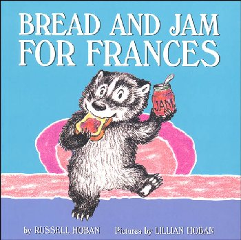 "Bread and Jam for Frances (8"" x 8"" Storybook)"