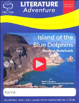 Island of the Blue Dolphins Student Notebook