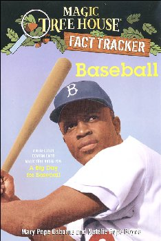 Baseball (Magic Treehouse Fact Tracker)