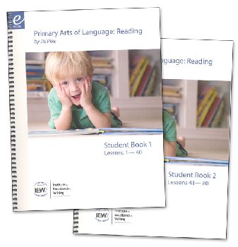 Primary Arts of Language Reading Student